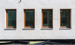 Umgang mit Holzfenster