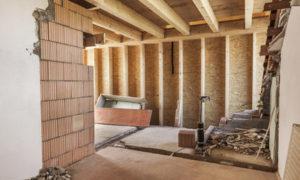Innenausbau Ihre Hauses